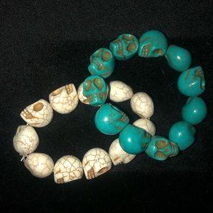 Skull Bracelets (2)